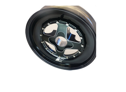 Kosmo Billet BLK skinnie racing wheels